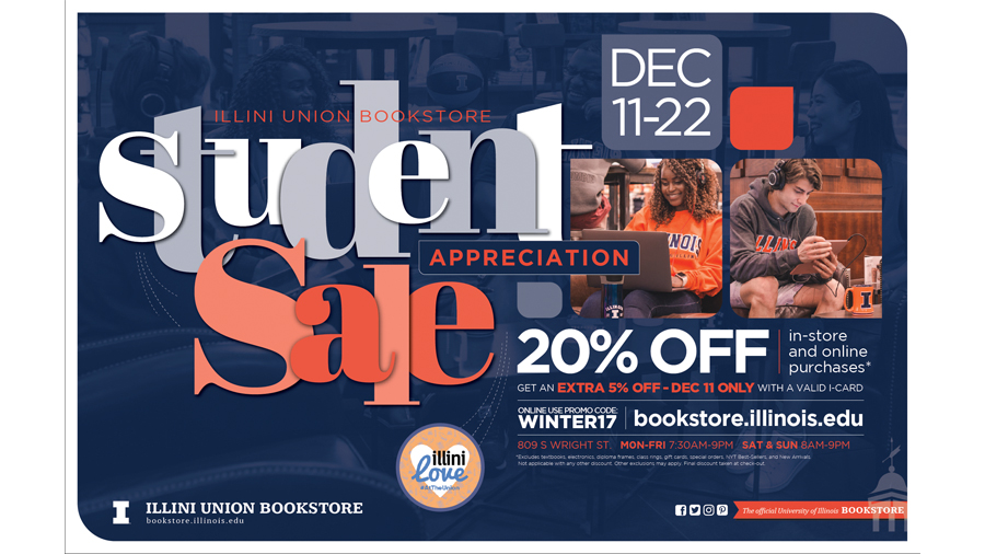 Student Sale