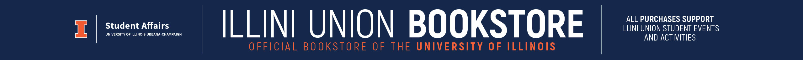 Illini Union Bookstore logo