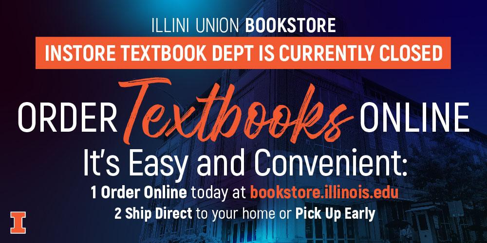 Welcome | Illini Union Bookstore
