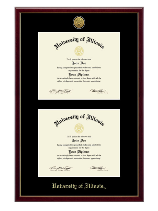 Diploma Frame Gallery Double #7 (SKU 120308424000020)