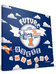 Canvas Illini Future Boy
