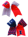 Barrette Cheer Ribbon