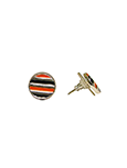 Celine Striped Earring