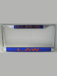 License Plate Frame Illinois Law