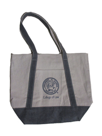 Tote Washed Canvas Boat