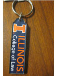 Keychain College Of Law Acrylic