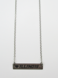 Bar Necklace Illinois