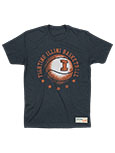 T-Shirt Crew Stipple Basketball