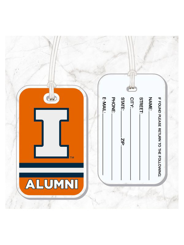Bag Tag Alumni (SKU 1545655713000139)