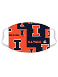 Illinois Face Mask Block I