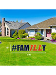 #Familly Lawn Display